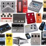 どんな音色になるの?ベースエフェクターの種類と効果とその用途